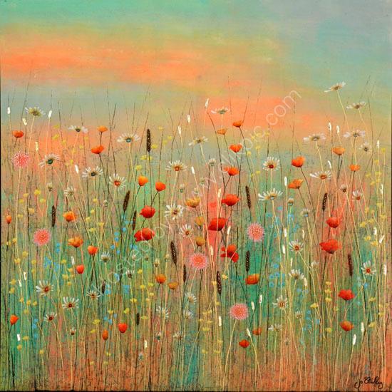 'Summer Flowers I'