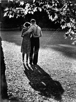 """""""Courtship"""" - 1941"""