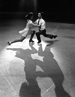 """Skaters"" - 1946"