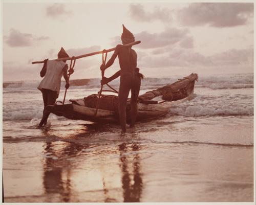 """""""Madrasi Fishermen"""" - 1960"""