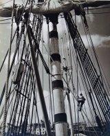 Riggings of Mayflower II - 1957