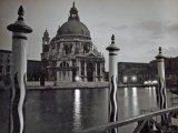 Venice at Dawn - 1952