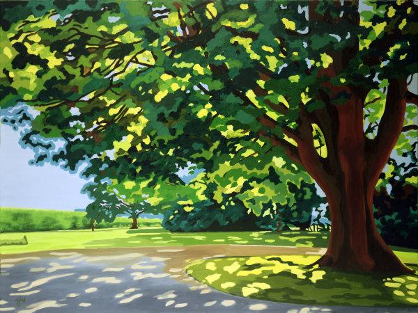 Old Park Oak