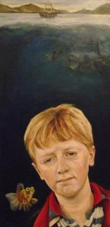 Painting of Rory