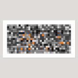 Mutation Sites, Archival Pigment Print, 110 x 50cm