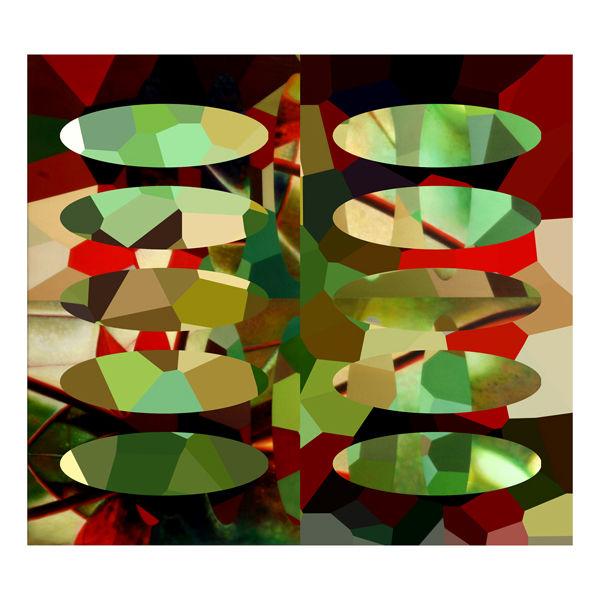 Frieze (5) 152 x 138cm Acrylic/Oil/Canvas