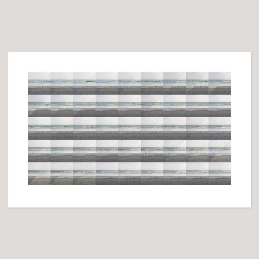 Gott Bay, Archival Digital Print 108 x 69cm