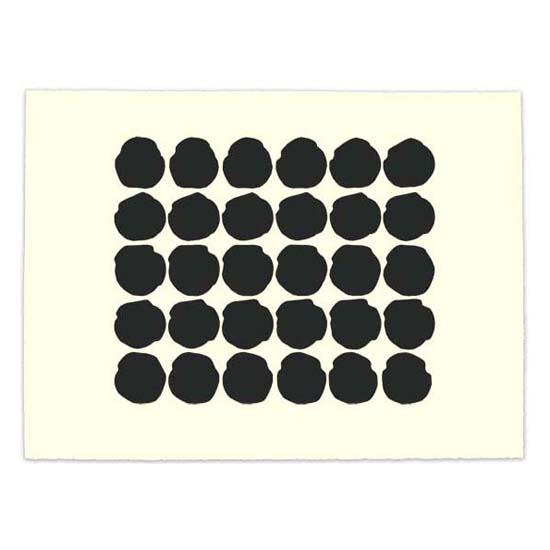 Benbecula, Screenprint, 76 x 56cm