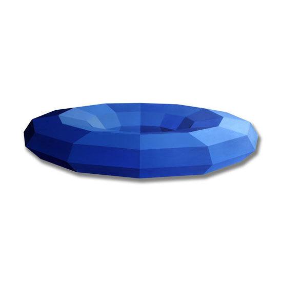 Blue Mazzocchio, Acrylic-Canvas, 177 x 58cm