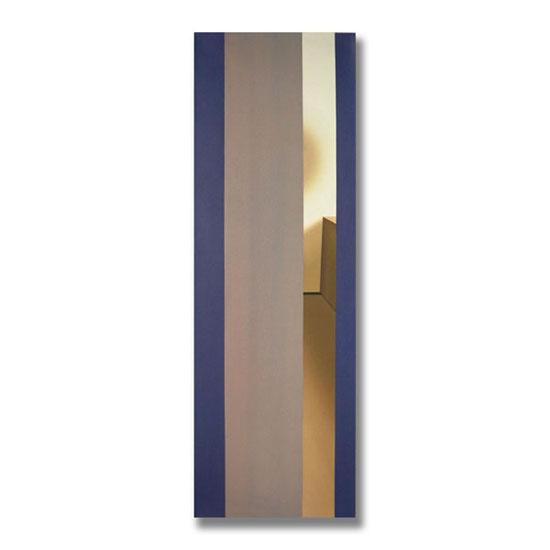 Corner, Acrylic on Canvas, 71 x 211cm
