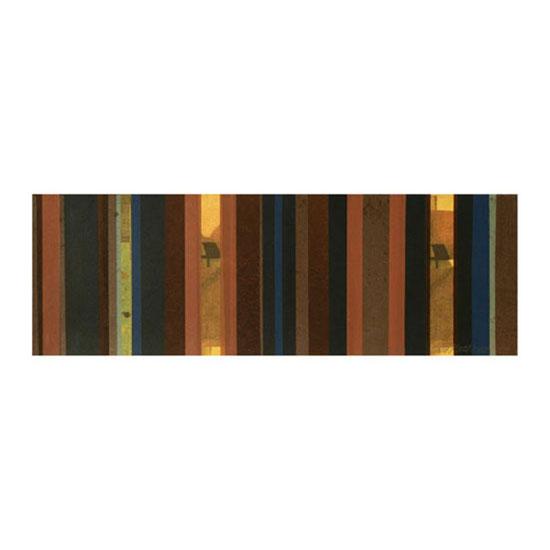Echo, Monoprint/Transfer/Screenprint, 76.5 x 25.5cm