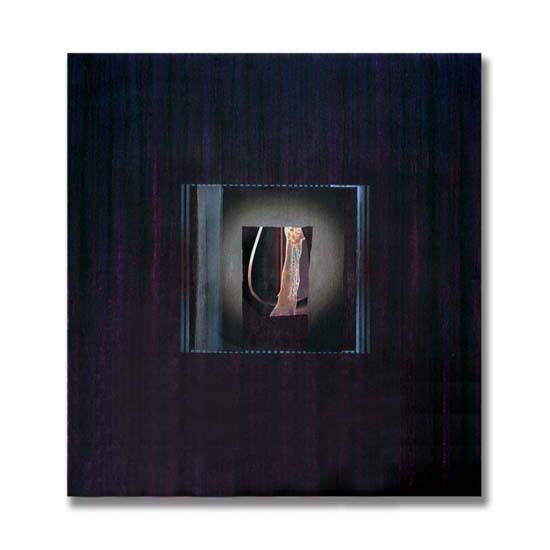 Frame, Acrylic on Canvas, 135 x 152cm