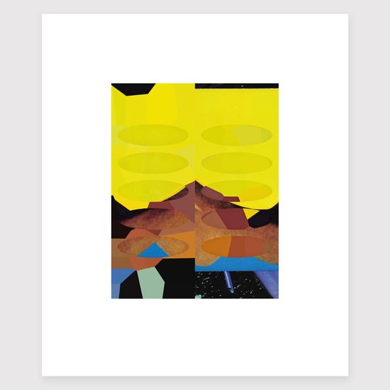 Frieze (13), Archival Digital Print 20 x 26cm