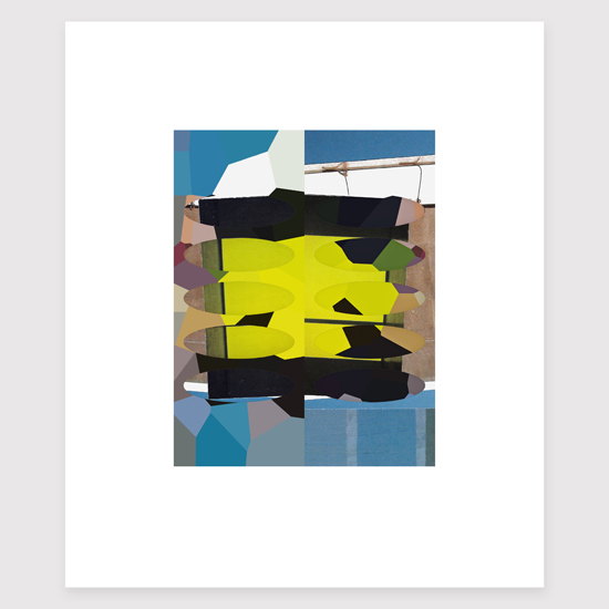 Frieze (15), Archival Digital Print 20 x 26cm