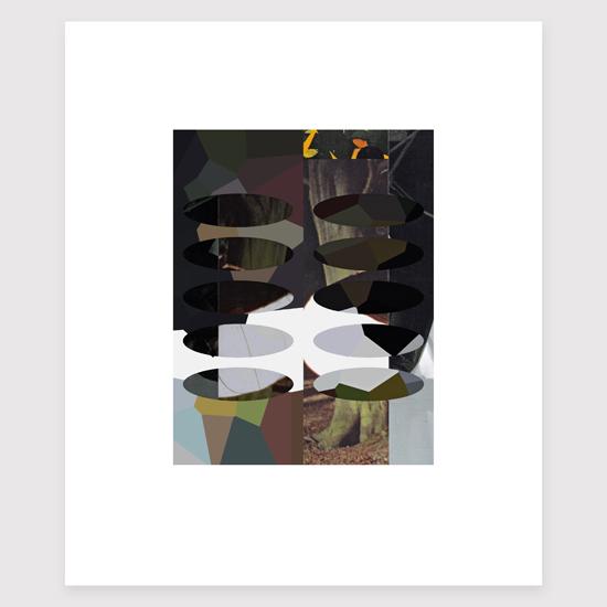 Frieze (17), Archival Digital Print 20 x 26cm