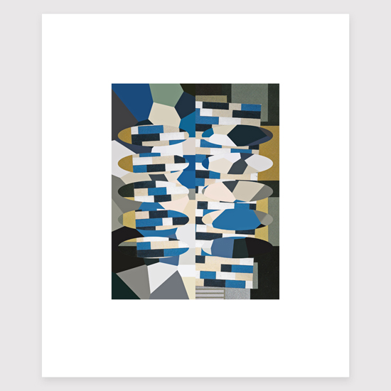 Frieze (19) Archival Digital Print 20 x 26cm