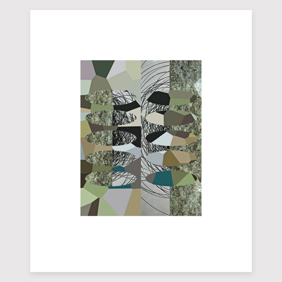 Frieze (20) Archival Digital Print 20 x 26cm