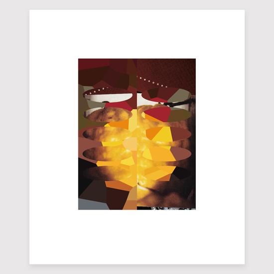 Frieze (2), Archival Digital Print 20 x 26cm