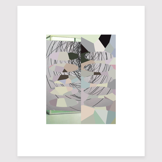 Frieze (3), Archival Digital Print 20 x 26cm