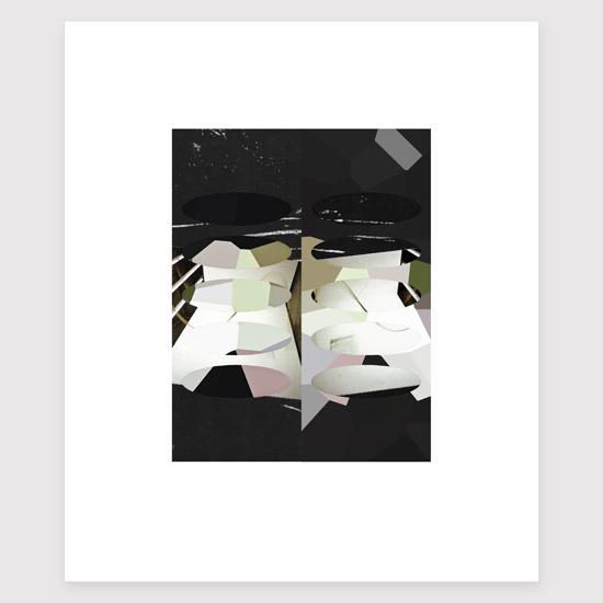 Frieze (5), Archival Digital Print 20 x 26cm