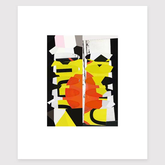 Frieze (9), Archival Digital Print 20 x 26cm