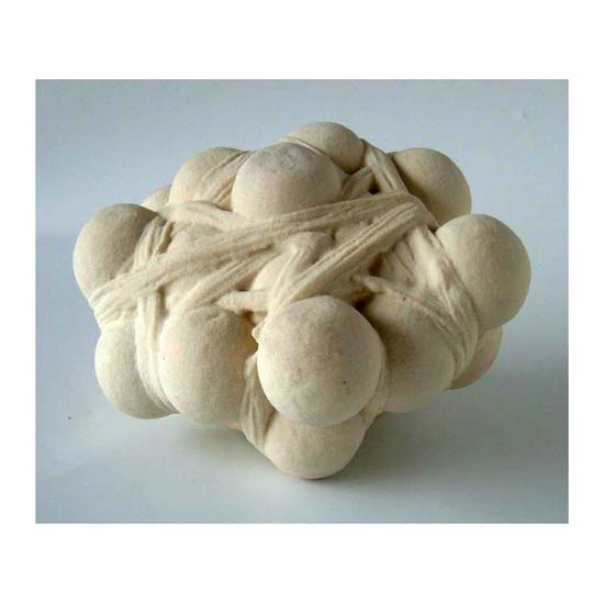 Haemoglobin, Rapid Prototype Model, 15 x 15 x 10cm