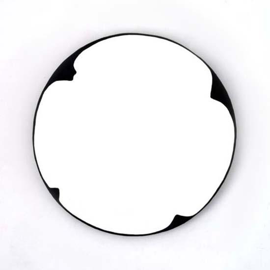 Islay, Oil/Acrylic/Canvas/Board, 45cm diameter