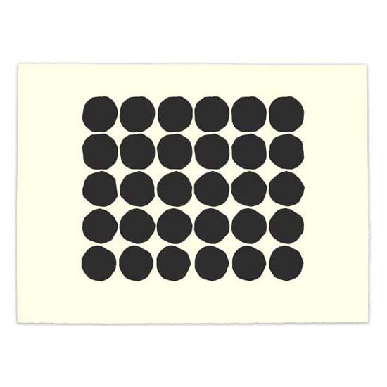 Laxdale, Screenprint, 76 x 56cm