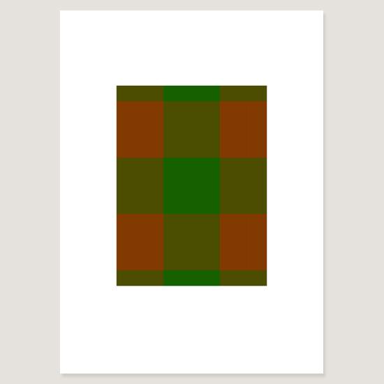 Maternal Haplogroups, Archival Pigment Print, 26.67 x 36.83cm