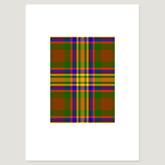Maternal + Paternal Haplogroups (2), Archival Pigment Print, 26.67 x 36.83cm