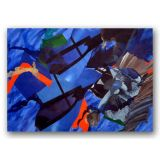 Painting (2), Acrylic on Canvas, 210 x 150cm