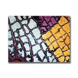 Potassium (4), Acrylic on Canvas, 40 x 30cm