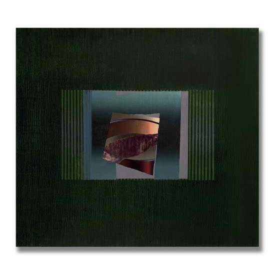 Rim, Acrylic on Canvas, 152 x 137cm