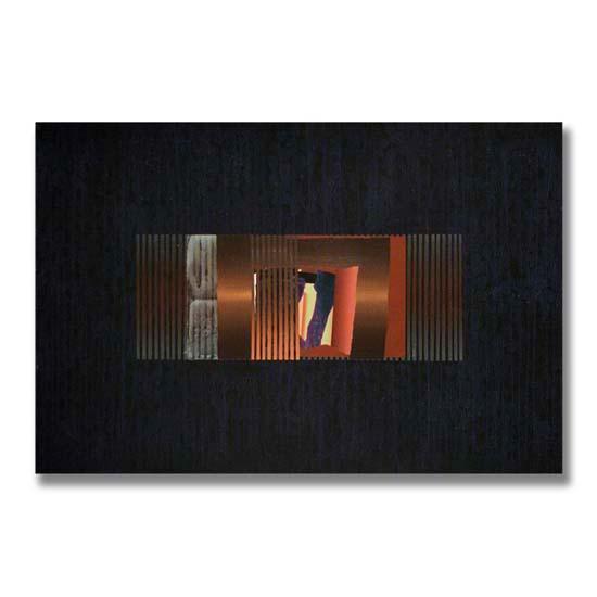 Roll, Acrylic on Canvas, 132 x 92cm