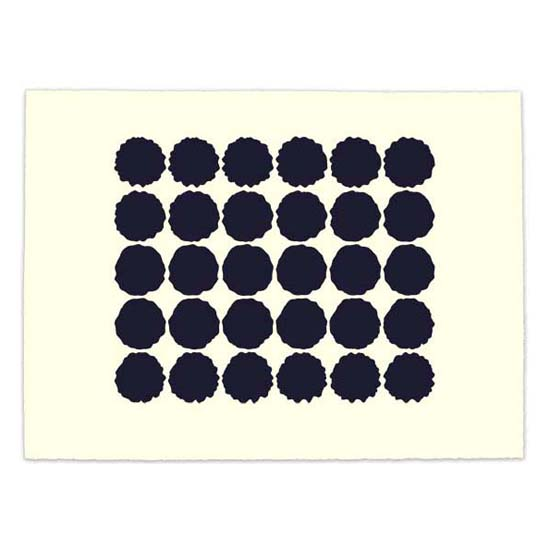 Skara Brae, Screenprint, 76 x 56cm
