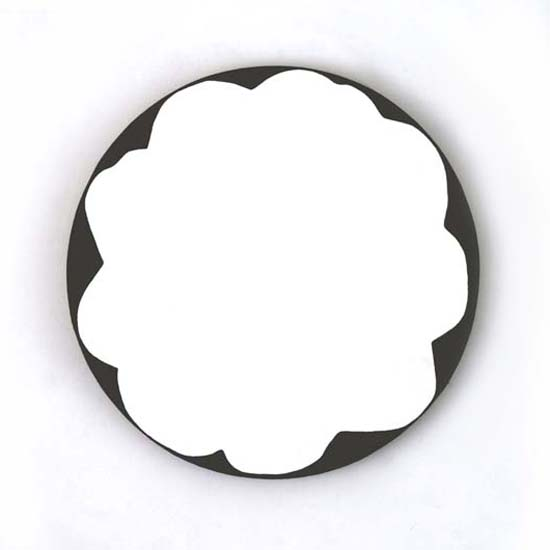 Skye, Oil/Acrylic/Canvas/Board, 45cm diameter