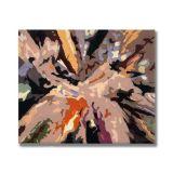Urea (1), Acrylic on Canvas, 30 x 25cm