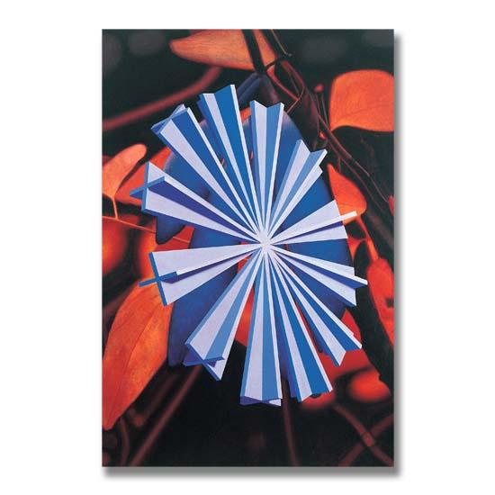 Violet Form, Acrylic on Canvas, 122 x 183cm