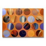 Yellow Discs, Acrylic on Canvas, 120 x 90cm