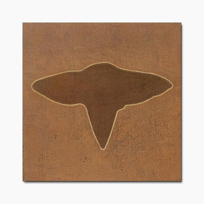 Skara Brae (6) 76 x 76cm Acrylic