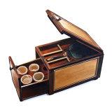 Cosmetic Box of Kemeni, Acrylic/Oil/Canvas/Board, 56.75 x 59cm