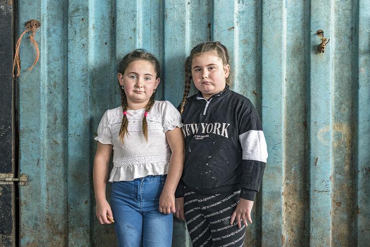 Cindy Anna and Antoinette, Limerick, Ireland 2021