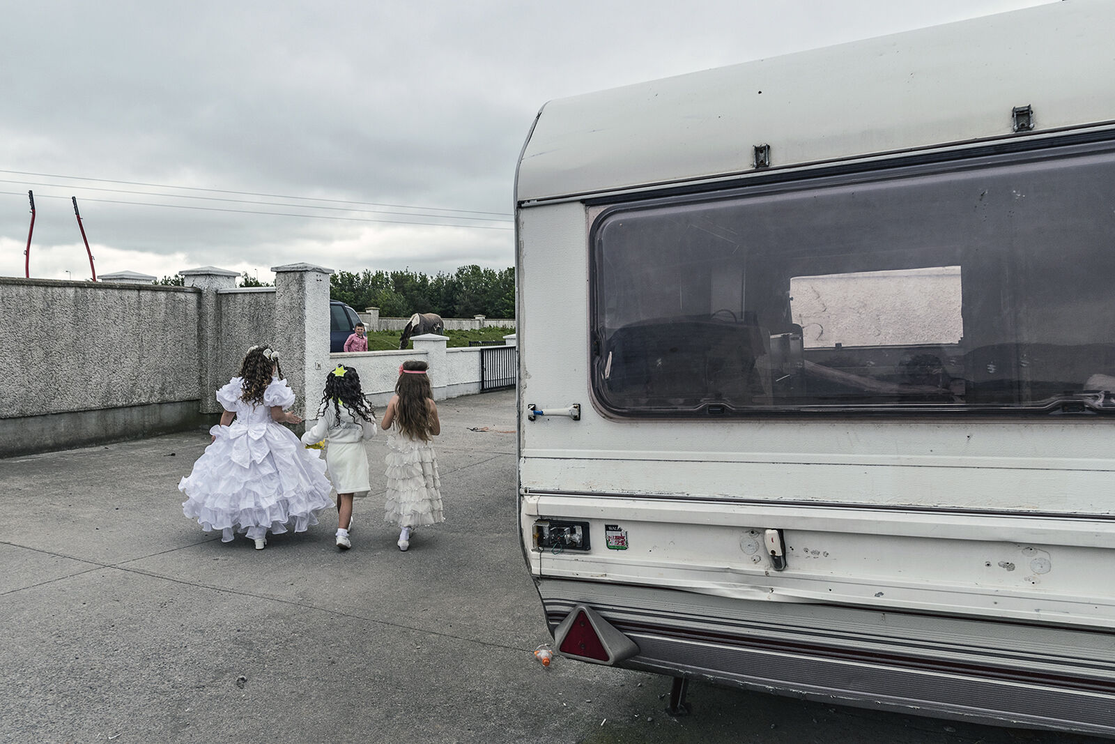 After Holy Communion Party, Tipperary, Ireland 2019