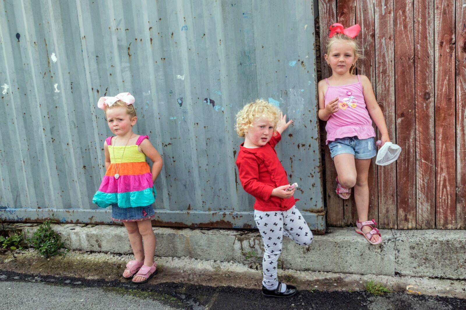 McCarthy Girls, Cork, Ireland 2018