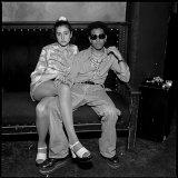 Couple at 70's Night,Boston 1993