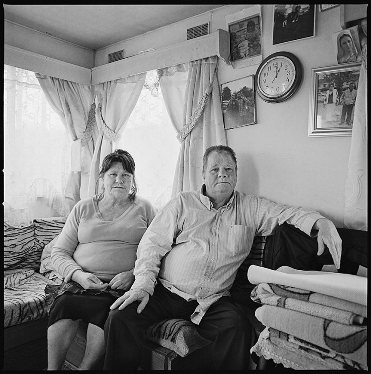 Ann and Michael, Limerick, Ireland 2016
