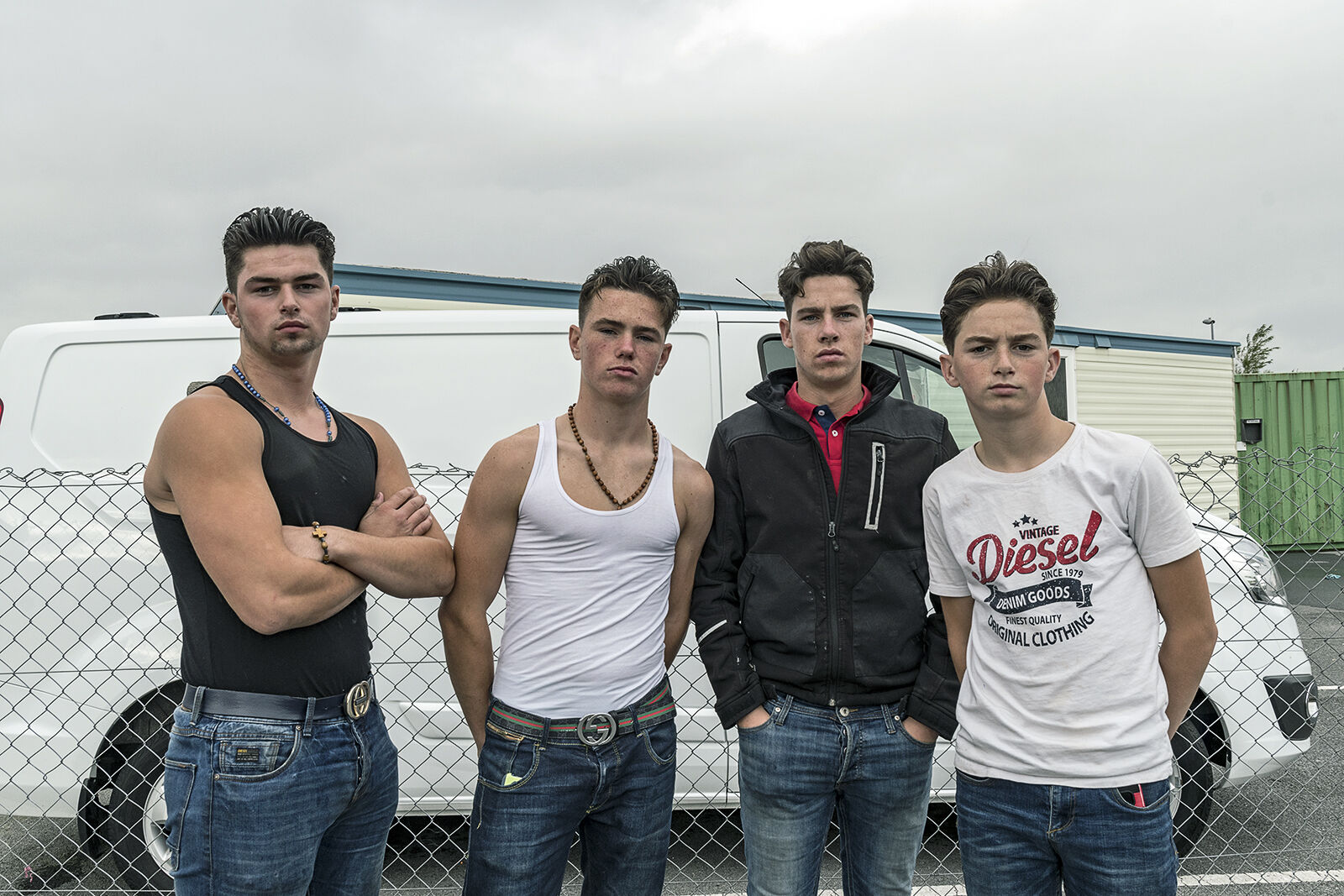 Delaney Men, Galway, Ireland 2019