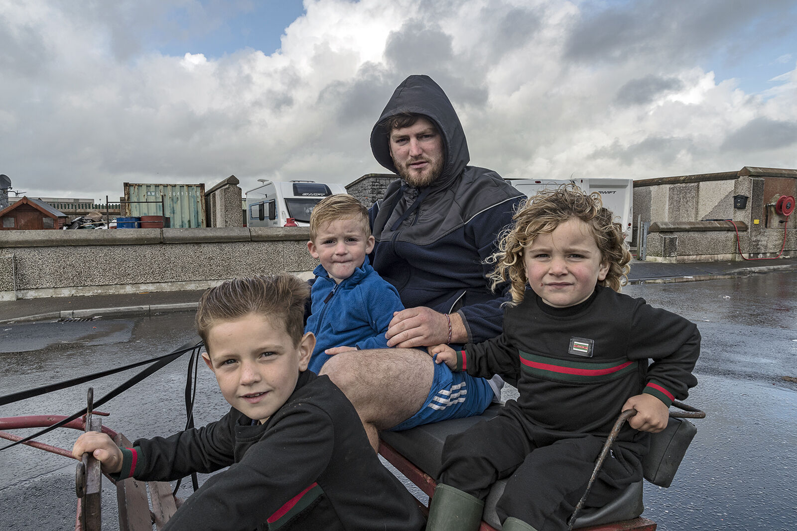 Delaneys on Sulky, Galway, Ireland 2019