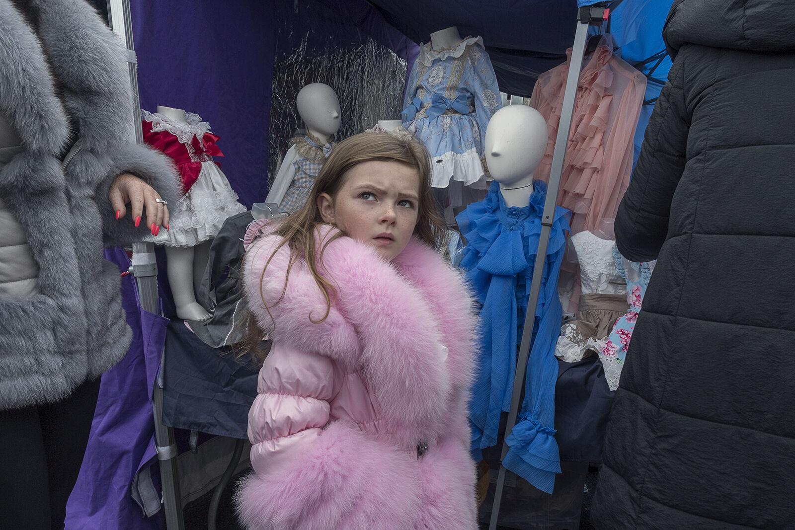 Pink Fur, Galway, Ireland 2019