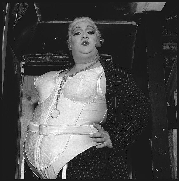 Drag, 'Madonna', Boston, 1993